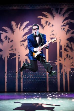 BUDDY - THE BUDDY HOLLY STORY Runs 12/27-12 at Community Center Theater