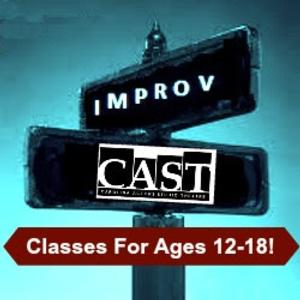 Last Chance to Register for Improv Class
