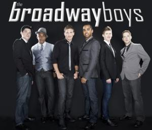 Broadway Boys Extend LULLABY OF BROADWAY at Caser Calderon Theatre
