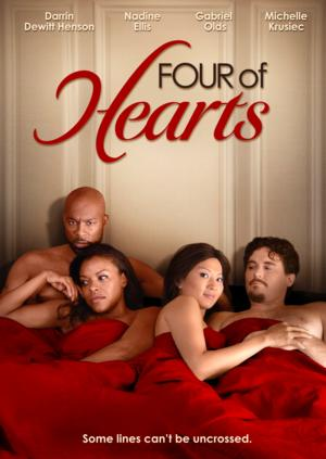 FOUR OF HEARTS Set for 6/17 DVD Release