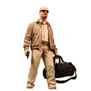 First Look - BREAKING BAD's Walter White Now Available as Action Figure!