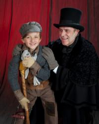 A CHRISTMAS CAROL Opens at CenterPoint Legacy Theatre, 11/26