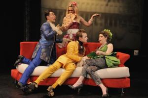 Theatre Français de Toronto Stages LES PRECIEUSES RIDICULES (THE PRECIOUS YOUNG LADIES), April 25-May 10