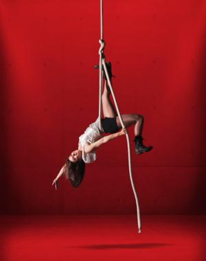 The National Institute of Circus Arts Presents Circus Showcase 2014, ROUGE ET BLANC, Begins Today