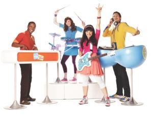 Nickelodeon's THE FRESH BEAT BAND Plays CAPA Tonight