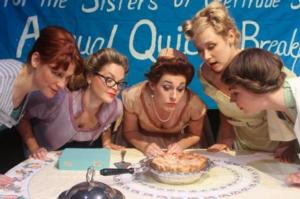 SimonSays Entertainment Joins Producing Team of 5 LESBIANS EATING A QUICHE, Now Playing the Chopin Theatre