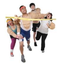 BWW Reviews: Brave New Workshop's LANCE ARMSTRONG'S STEROID-PUMPED COMEDY REVIEW Through 6/29