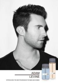 VOICE Judge Adam Levine to Debut Signature Fragrance Exclusively At Macy's