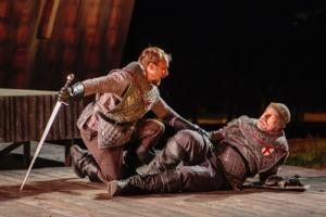BWW Reviews: Shakespeare Festival St. Louis's Triumphant Productions of HENRY IV and HENRY V