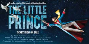 Lookingglass Theatre Presents THE LITTLE PRINCE, Now thru 2/2