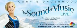 NBC Announces Full Cast for Carrie Underwood-Led THE SOUND OF MUSIC; Live Special Airs 12/5