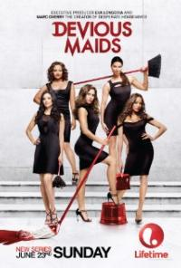 New Lifetime Drama DEVIOUS MAIDS Averages 2 M Total Viewers in Debut