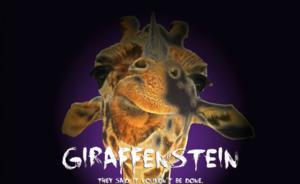 BWW Interviews: Fringe Spotlight: GIRAFFENSTEIN