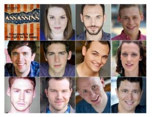 Cast Announced for Kokandy Productions' ASSASSINS, Running 6/13-7/20