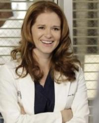 GREY'S ANATOMY's Sarah Drew to Host Live Twitter Chat, 11/29