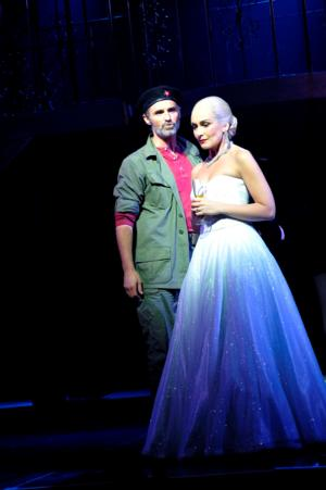 Official: EVITA, Starring, Madalena Alberto and Marti Pellow, to Open Sept 16 at the Dominion Theatre