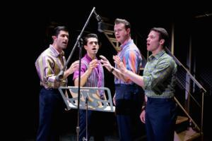 JERSEY BOYS National Tour Coming to Center for the Performing Arts, 7/15-20