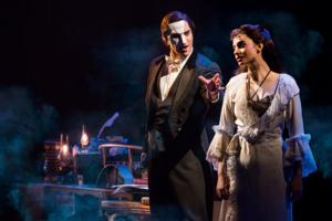 THE PHANTOM OF THE OPERA Comes to Fox Cities PAC Tonight