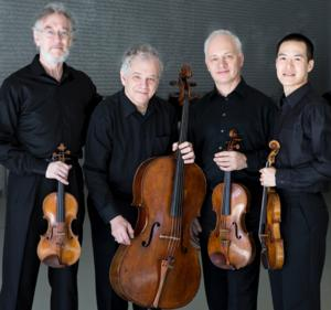 Juilliard String Quartet to Perform Bach, Berg, and Beethoven at Music Mountain, 6/22