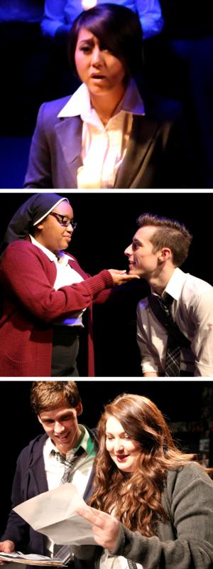 BWW Reviews: Theatre Out Stages Impressive OC Premiere of BARE - THE MUSICAL