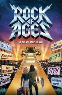 ROCK OF AGES Opens 1/22 in Sacramento