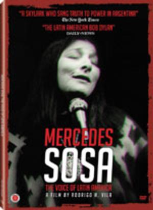 'MERCEDES SOSA', ALEXANDER CALDER and BROWNIAN MOVEMENT Out on DVD Today