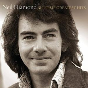 Neil Diamond's All-Time Greatest Hits Set for Release Today