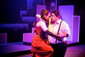 BWW Reviews: FLYING V FIGHTS: LOVE IS A BATTLEFIELD