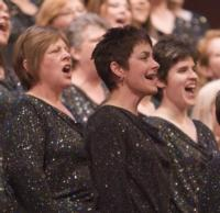 Seattle Women's Chorus Welcomes Vicci Martinez, 2/8