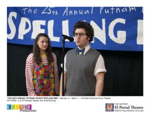 BWW Reviews: No One Loses in This 25th ANNUAL PUTNAM COUNTY SPELLING BEE
