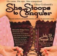 BWW Reviews: The City Theatre's SHE STOOPS Doesn't Conquer Expectations