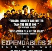 THE EXPENDABLES 2 Takes Top Spot at Box Office