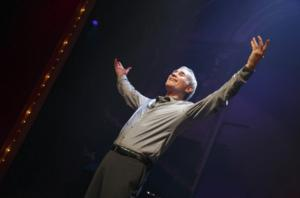 Roundabout's JUST JIM DALE Opens Tonight