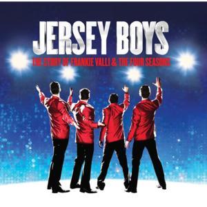 JERSEY BOYS Announces First-Ever UK Tour!