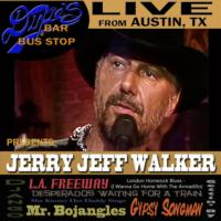New DVD/CD Series Kicks Off with Jerry Jeff Walker's 'Live From Austin, Texas: Dixie's Bar and Bus Stop', 5/6