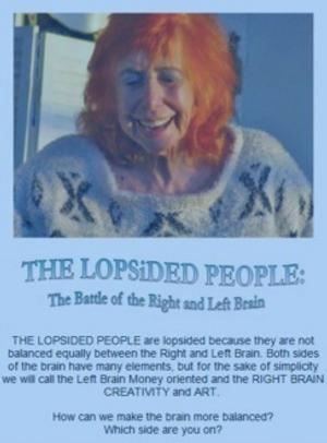 THE LOPSIDED PEOPLE, PRIMA and Short Film Program to Screen with NewFilmmakers NY, 4/30