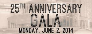 Queens Theatre to Host 25th Anniversary Gala on 6/2