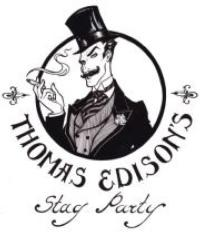 Thomas Edison's Stag Party Set for The Back Room, Dec 9