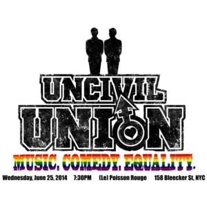 Abbi Jacobson, Ilana Glazer and Cameron Esposito Join Lineup for UNCIVIL UNION Pride Week Benefit Concert, 6/25