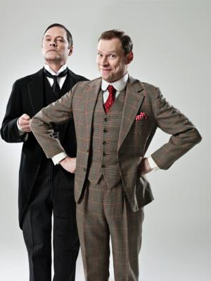 Webb And Heap Take Over In JEEVES AND WOOSTER: PERFECT NONSENSE!