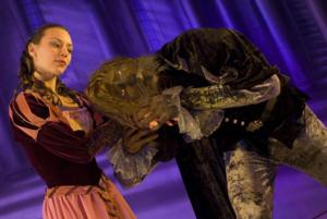 Russian Ice Stars Return to Marlowe Theatre with BEAUTY AND THE BEAST, Now thru Feb 2