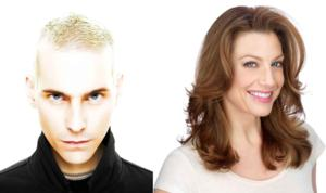 I HEART THE 80's with Tony Vincent & Jessica Phillips Coming to Feinstein's at the Nikko, 8/14-24