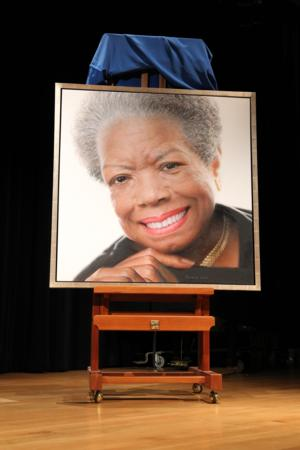 The Smithsonian's National Portrait Gallery Unveils MAYA ANGELOU's Portrait, 5/29-6/12
