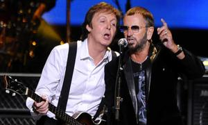 Paul McCartney & Ringo Starr Join GRAMMY AWARDS Performance Line-Up