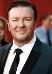 Ricky Gervais in Talks to Lead THE MUPPETS Sequel