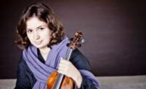 Violinist Patricia Kopatchinskaja Makes US Debut with Boston Philharmonic, Now thru 11/24
