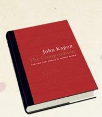 John Kapon Releases THE COMPENDIUM: TASTING THE WORLD'S FINEST WINES - VOLUME I