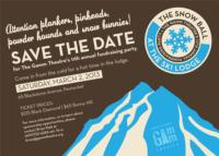Gamm Theatre to Host 11th Annual Fundraiser SNOW BALL AT THE SKI LODGE, 3/2