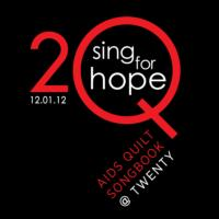 Sing for Hope Presents AIDS QUILT SONGBOOK @ TWENTY, Dec 1