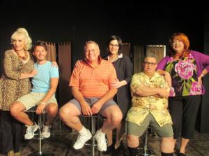 BWW Reviews: The World Premiere of COUPLED at the Jimmy Ferraro Studio Theatre